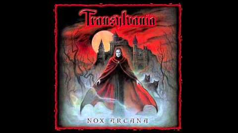 Castle Dracula (Myotismon's dark theme)