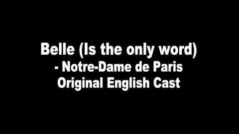Belle (Myotismon, Sephiroth and Angemon want Menslady)
