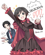 Ruby and Adachi Justice