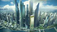 The Multi-Universal City