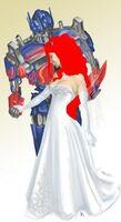 Emily and optimus