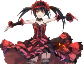 Date a live kurumi render by animelover20oo-d7mrfp5.png