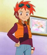 Zoey Pokemon anime