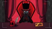 Black Hat in his desk-0