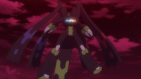 Zygarde Complete Forme anime