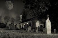 Night-graveyard