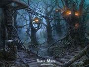 Treehouses by vityar83-d5glbm9
