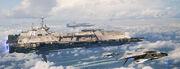 Explorer navy ship by jjasso-d6fqaxl