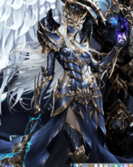 Female Dark Wizard