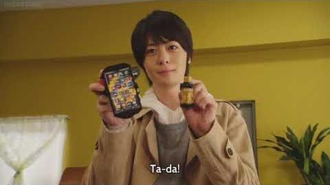 Be The One (Theme for Kamen Rider Build)
