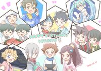 Shinkalion Heroes With Hayato Hayasugi's B-Day