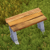 Wodden planked table.png