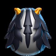 Скунс яйцо