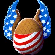 Звёздно-Полосатый яйцо