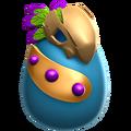 Шлем-Череп яйцо