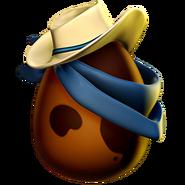 Пастушок яйцо