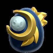 Луна Таро яйцо