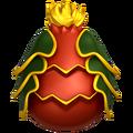 Красный Лев яйцо