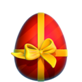 Подарок яйцо