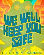 Season 3 safe poster