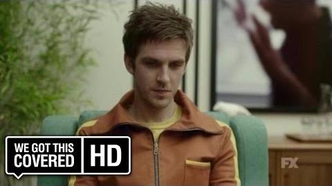 "Legion Season 1 ""Danger"" Promo HD Dan Stevens, Aubrey Plaza, Katie Aselton"