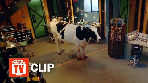 Legion S02E03 Clip 'The Cow' Rotten Tomatoes TV