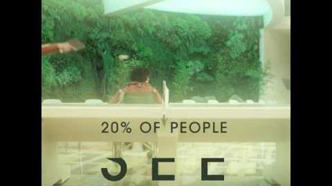 LEGION Season 1 Promo '20%' HD FX Marvel Series