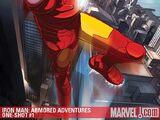 Iron Man: Armoured Adventures