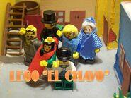 LEGO EL CHAVO