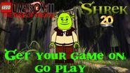 Shrek Story Pack Launch Poster (CJDM1999)