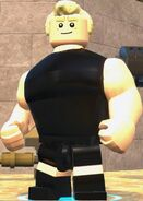 Bob Parr (Workout)