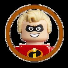 Mr. Incredible Character Icon