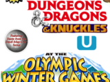 New Dungeons & Dragons & Knuckles U at the Olympic Winter Games featuring Dante from the Devil May Cry Series NEW Funky Mode! (CutiePenguin2)