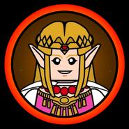 Princess Zelda Character Icon