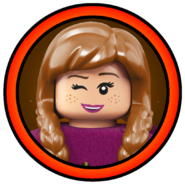 Anna Character Icon