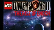 Lego Dimensions 2- The Rise of Enoch - Enoch's Castle Underground (Custom)