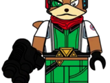 Fox McCloud (CJDM1999)