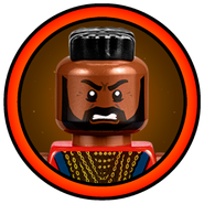 B.A. Baracus Character Icon
