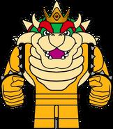 King Bowser Koopa