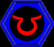 Darkseid's Elite emblem