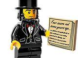 Abraham Lincoln (GAmazingYT)