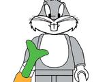 Bugs Bunny (BluePenguinKnightSnow)