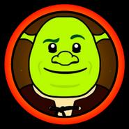 Shrek Character Icon