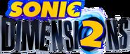 Sonic Dimensions 2 Logo (CJDM1999)