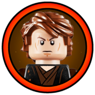 Anakin Skywalker Character Icon