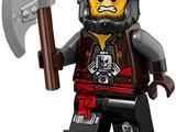 Abraham Lincoln (The LEGO Movie) (CJDM1999)