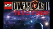 Lego Dimensions 2- The Rise of Enoch - Enoch (Custom and Fanmade game and music)