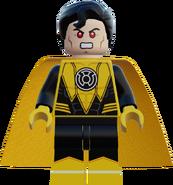 Superman (Yellow Lantern)