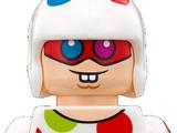 Polka-Dot Man (The LEGO Movie) (CJDM1999)
