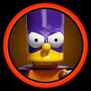 Bartman Character Icon